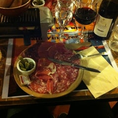 Photo taken at Pain, Vin, Fromage by Tarsys P. on 2/11/2012