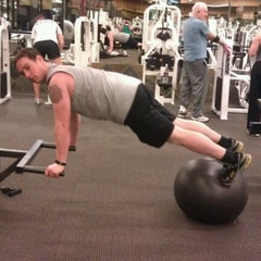 Photo taken at XSport Fitness by AmberRose T. on 3/5/2012