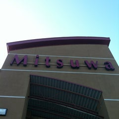 Photo taken at Mitsuwa by Andy C. on 9/10/2012