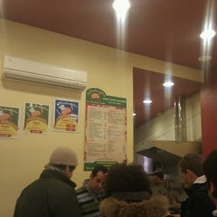 Photo taken at La Piadina Felice by Niccolò Z. on 2/8/2012