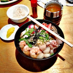 Photo taken at Tokyo Grill & Sushi by Buddha on 8/4/2012