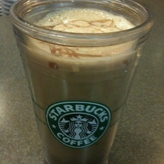 Photo taken at Starbucks by Marc G. on 4/20/2012