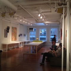 Photo taken at We Create NYC by Hannah K. on 3/22/2012