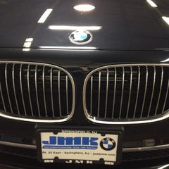 Photo taken at JMK BMW by Manny A. on 3/8/2012