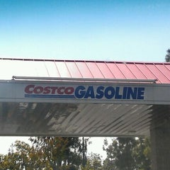 Photo taken at Costco Gas by Carlie P. on 4/27/2012