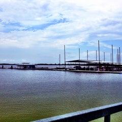 Photo taken at Pier 121 Marina by Melissa N. on 8/26/2012
