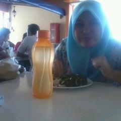 Photo taken at Kak Ina Station by Fatihah A. on 9/12/2012