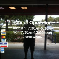 Photo taken at Xpertech Car Care by Marc on 4/13/2012