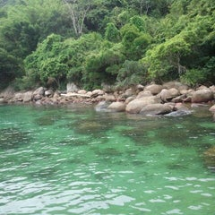 Photo taken at Ilha Grande by Paulo R R. on 2/11/2012