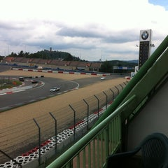 Photo taken at Nürburgring by Philip M. on 7/21/2012
