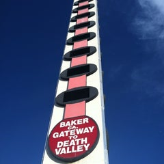 Photo taken at World's Tallest Thermometer by Martha on 8/8/2012