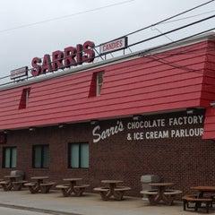Photo taken at Sarris Candies by Rachel S. on 6/18/2012