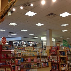 Photo taken at Barnes & Noble by Ashley P. on 4/15/2012