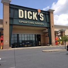 Photo taken at Dick's Sporting Goods by John B. on 5/23/2012