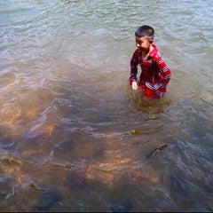 Photo taken at กรีนวิว รีสอร์ท by Kunkawee Gunz S. on 4/12/2012
