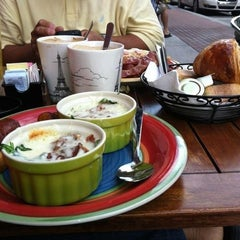 Photo taken at Paris Bakery & Cafe by Diana H. on 3/3/2012