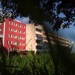 Photo taken at Koleje Strahov by microsonic on 6/16/2012