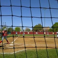 Photo taken at Buckeye Field by Kara L. on 4/7/2012