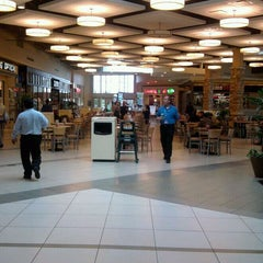 Photo taken at Brookfield Square Food Court by Steve S. on 4/25/2012