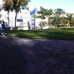 Photo taken at UVV - Universidade Vila Velha by Talita on 8/3/2012