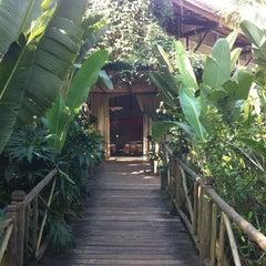 Photo taken at Gaiana Restaurante by Eliana L. on 9/2/2012