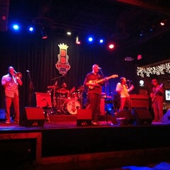 Photo taken at BB King's Blues Club by Dana F. on 3/11/2011