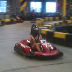 Photo taken at Pole Position Raceway by Molly E. on 4/7/2012
