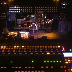 Photo taken at Regent Theater by Chris C. on 10/30/2011