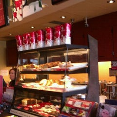 Photo taken at Starbucks by Trace C. on 12/10/2011