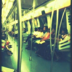 Photo taken at SBS Transit: North East Line (NEL) by Idzz T. on 9/13/2011