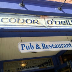 Photo taken at Conor O'Neill's by Kathy T. on 3/28/2012
