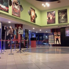 Photo taken at Golden Screen Cinemas (GSC) by Syaffiq E. on 11/17/2011