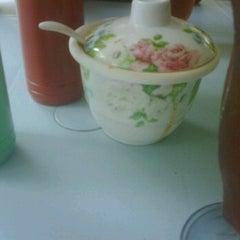Photo taken at Warong Baroka (Pecal Lele & Pecal Ayam) by akmal h. on 12/1/2011