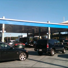 Photo taken at Chevron by Michelle M. on 9/9/2011