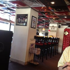 Photo taken at Bananas Modern American Diner by Debi on 7/9/2012