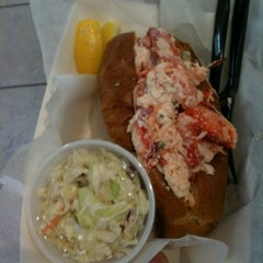 Photo taken at D.J.'s Clam Shack by Kyle D. on 4/16/2012