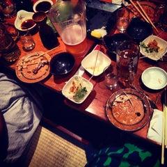 Photo taken at Sake Bar Hagi by Julie Q. on 5/28/2012