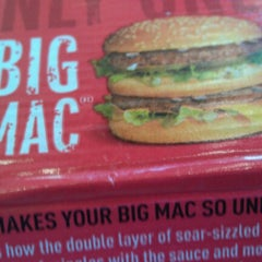 Photo taken at McDonald's by π on 8/27/2012