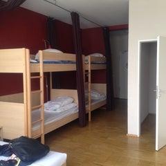 Photo taken at MEININGER Hotel Hamburg City Center by Ute on 6/11/2012