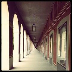Photo taken at Hofgarten by Dominik L. on 4/29/2012