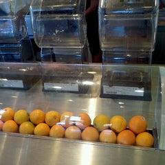 Photo taken at Jamba Juice by Richie R. on 12/28/2011