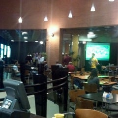 Photo taken at Shafer Court Dining Center by CeeJay L. on 9/19/2011