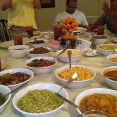 Photo taken at Mrs. Wilkes Dining Room by Ben P. on 9/2/2011