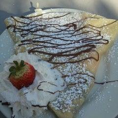 Photo taken at Jobot Coffee by Jen P. on 2/20/2012