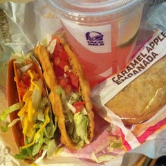 Photo taken at Taco Bell by Lucas B. on 5/29/2012