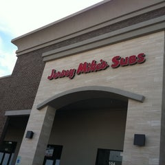 Photo taken at Jersey Mike's Subs by Leslie M. on 7/25/2011