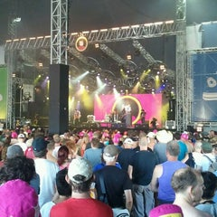 Photo taken at Pinkpop by Hans on 5/28/2012