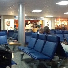 Photo taken at Maurice Bishop International Airport by Brenda B. on 10/15/2011