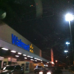 Photo taken at Walmart by Vanesca R. on 6/16/2012