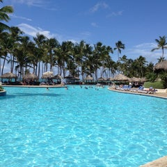 Photo taken at Club Med-pool by Marc S. on 4/27/2012